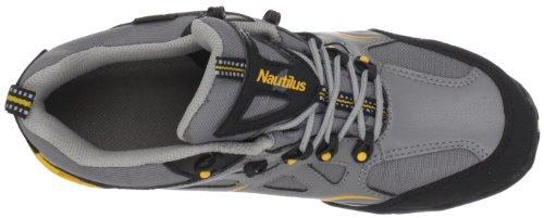 Nautilus 1800 Comp Toe Waterproof EH Athletic Shoe,Grey,10.5 M US