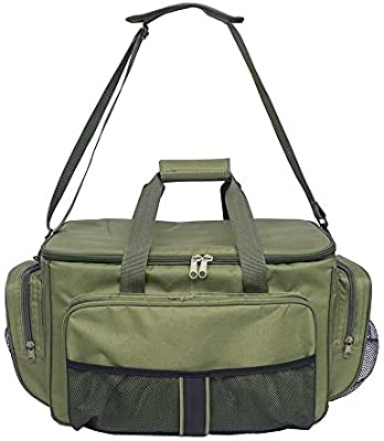 58bfcc6294a7 Lixada Outdoor Camping Cooler Bag Insulated Lunch Box Fishing Tackle ...