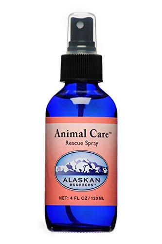 Alaskan Essences Animal Care Flower and Gem Combination Essence 4 oz Rescue Spray