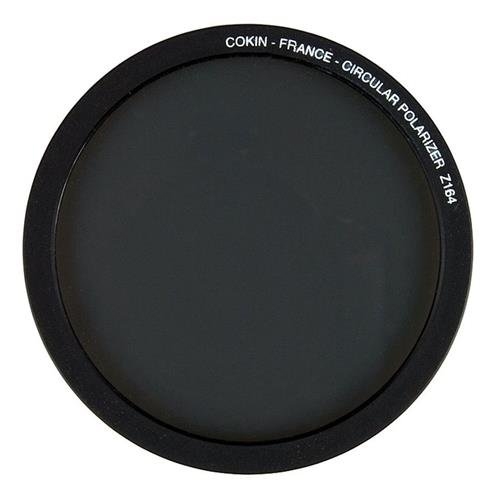 Cokin Square Circular Polarizer (Z164) - 1 2/3-Stop for L (Z) Series Holder - 100mm X 100mm by Cokin