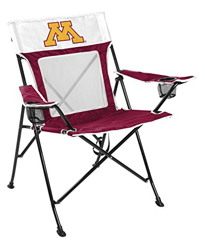 Rawlings NCAA Minnesota Golden Gophers Unisex 00643085111NCAA Game Changer Chair (All Team Options), Red, Adult