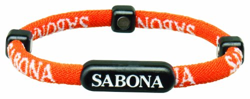 Sabona Athletic Bracelet (Orange, -