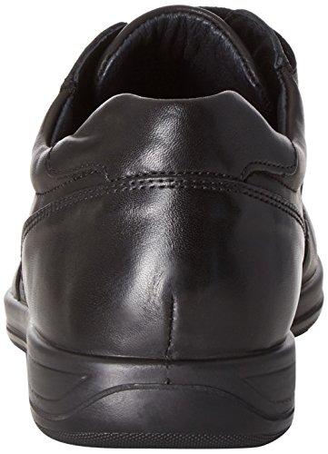 IGI Uta 8669, Men's High Trainers Black (Vitello Alfa 000)