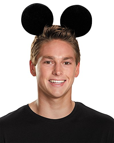 Disguise Mickey Mouse Ears Dlx Exclusiv