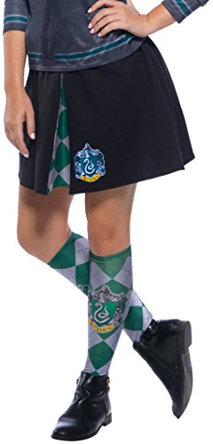 Rubie's Adult Harry Potter Costume Skirt, Slytherin -