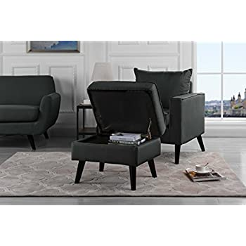 Amazon Com Roundhill Furniture Wonda Bonded Leather