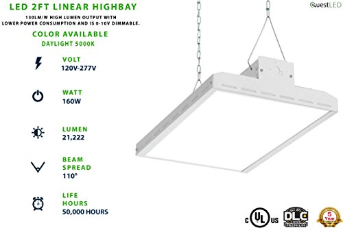 High Bay Led Lighting Fixtures Philips - 2