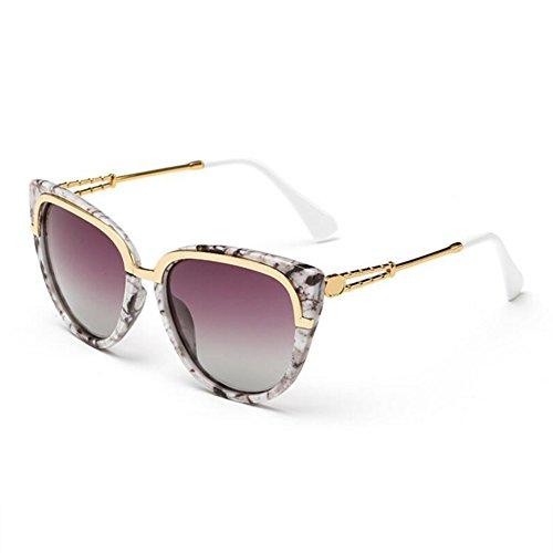 ab4164e768 HONEY Gafas de sol polarizadas HD elegantes para mujeres - Alta calidad -  Protección completa UV400