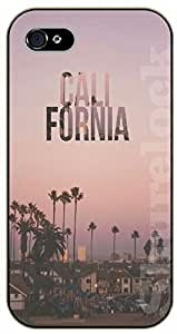 iPhone 6 California - black plastic case / Music lyrics, songs, love