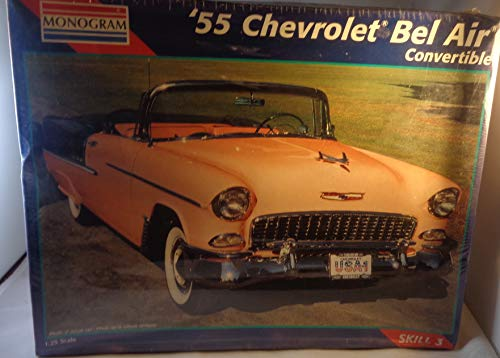 '55 Chevrolet Bel Air Convertible