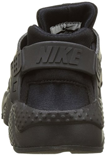 Nike Hurache Run (Gs), Zapatillas de Running para Niños Negro (Black / Black-Black)