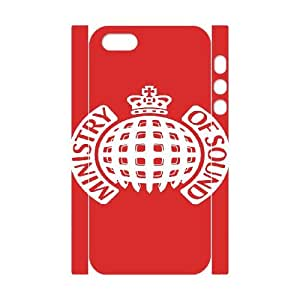 iphone 5 5s Cell Phone Case 3D ministry of sound 4 Customized Gift pxr006_5322575