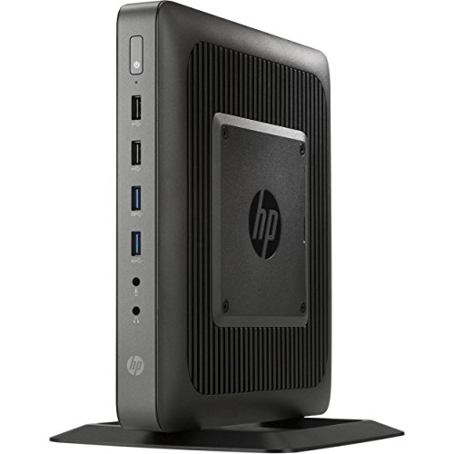 Price comparison product image HP T620 Flexible Thin,  Windows,  AMD:GX-217GA / GX2,  1.65 GHz,  AMD-RADEONHD8280E,  16 GB,  Black