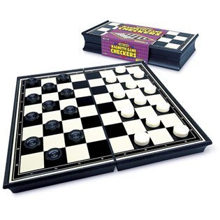 Educational Insights Magnetic Checkers