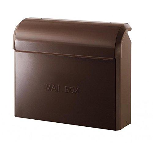 オンリーワン ライク GM1-E20-113 『郵便ポスト』 ブラウン B00AE1KLCM 20770
