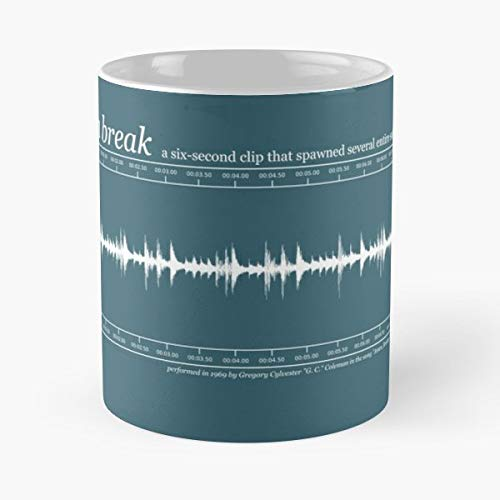 - Amen Break Jungle Winston Brothers Brother Coffee Mugs Unique Ceramic Novelty Cup
