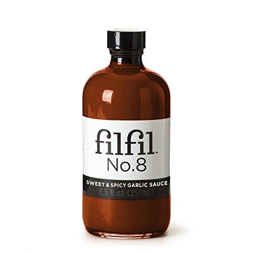 Filfil Sweet and Spicy BBQ Garlic Sauce w/ Blackstrap Molass