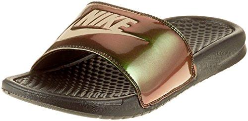 Sandalo Nike Donna Benassi Jdi Sandalo Nero / Ciottoli