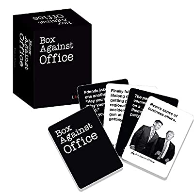 Game Against Office With 180 Cards – Funny Party Game: Kitchen & Dining