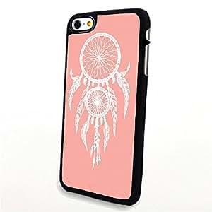 Generic Phone Accessories Matte Hard Plastic Phone Cases Bright Color Dream Catcher fit for Iphone 6 Plus
