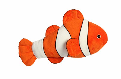 Aurora World Destination Nation Clown Fish, Orange