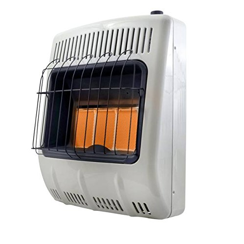 Mr. Heater Corporation F299820 18,000 BTU Vent Free Radiant Propane Heater, MHVFRD20LPT -