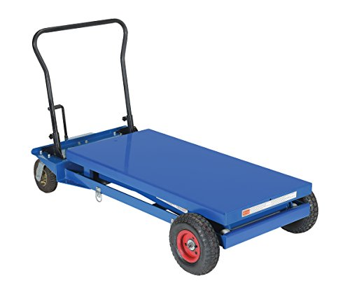 Vestil-CART-PN-1000-Pneumatic-Tire-Hydraulic-Cart-1000-lb-Capacity