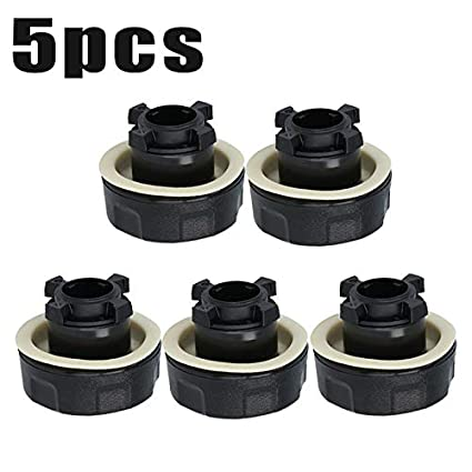 Amazon.com: Chuancheng - 5 cabezales de cortacésped para ...