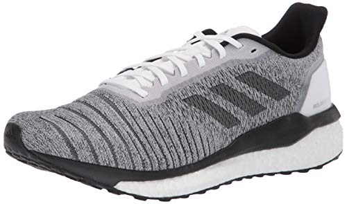 adidas Men's Solar Drive, white/black/grey, 10.5 M US ()