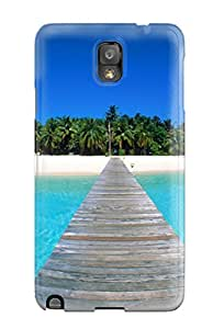Keyi chrissy Rice's Shop Hot 8695945K51824478 Faddish Maldives Holidays Case Cover For Galaxy Note 3
