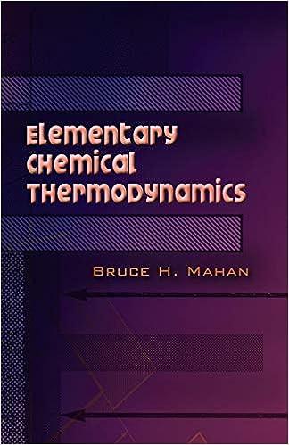 Buy Elementary Chemical Thermodynamics (Dover Books on Chemistry