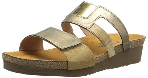 Naot Wedge Brass Nancy Women's Sandal OpxrOA