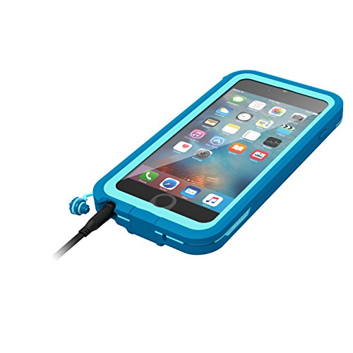 LifeProof FRE power iPhone 6 Plus 6s Plus Waterproof claim 55 Version Retail Packaging BASE JUMP BLUE Cases