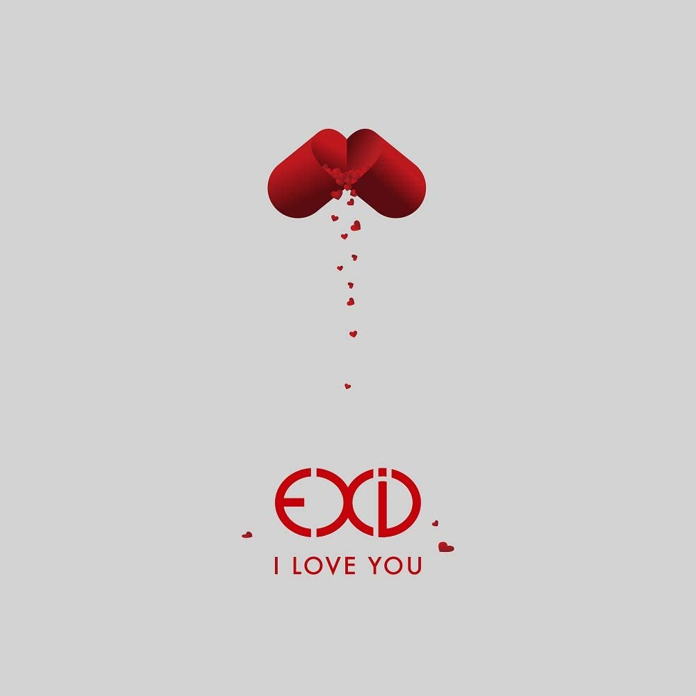 BananaCulture Entertainment EXID - I Love You (3rd Single Album) CD+Booklet+Photocard+Folded Poster