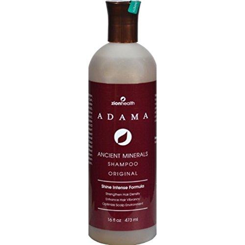 Price comparison product image Zion Health Adama Clay Minerals Shampoo - 16 fl oz