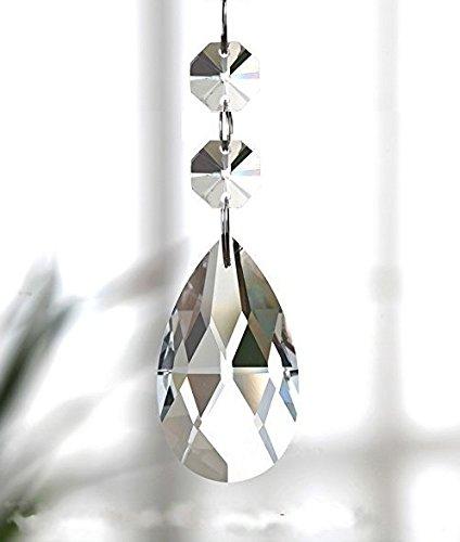 aiskaer-15-pieces-clear-teardrop-crystal-chandelier-classicangel-tears-series