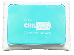 Chillow Original Cooling Relief Pad, Blue, Full size