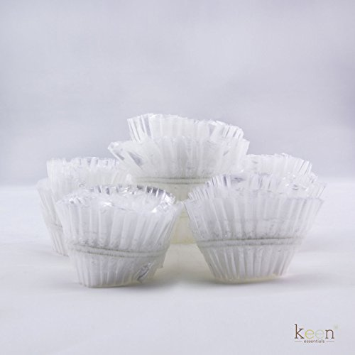 200 pcs Disposable Pedicure Liners by KEEN, One size fits all, Premium Quality perfect for Pedicure Spa, Foot Baths, Foot Spa by KEEN ESSENTIALS (Image #1)