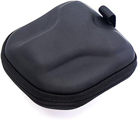 TOOGOO Caja Almacenamiento Mini Protectora EVA a Prueba de Golpes Bolsa de la Camara de accion para Go Pro 6 5 4 3 GoPro Hero xiaomi 4K SJCAM SJ4 Camara Deportiva: Amazon.es: Electrónica