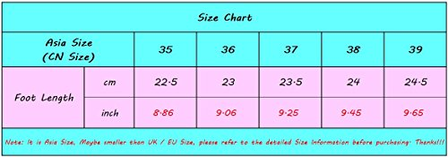 Jitong Women's Elegant Rhinestone Slippers for Party Pointed-Toe Kitten Heel Sandals with Buckle Pink 5gXa1