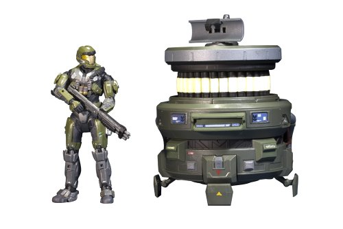 (McFarlane Toys Halo Reach Series 6 Generator Defense Standard Box Set )