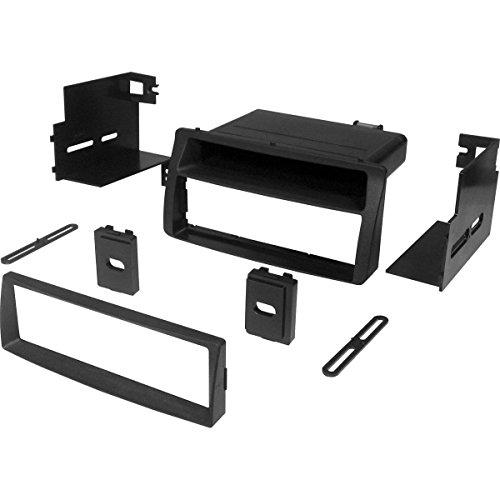 American International Car Install Kit Stereo Dash Mounting Kit For 2003-08 Corolla Toyota - Black by American International
