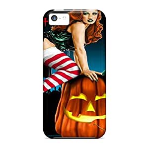 Protective Tpu Cases With Fashion Design For Iphone 5c