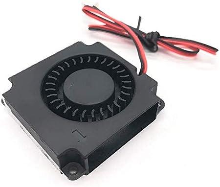 xiegons0 3D Impresora 12V 24V Ventilador de Refrigeración, 3D ...