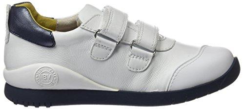 Biomecanics 151180, Zapatillas infantil Blanco y azul
