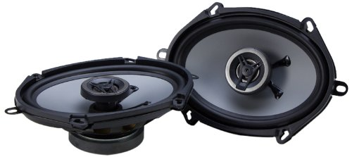Crunch CS5768CX Full Range Coaxial Car Speaker, 5