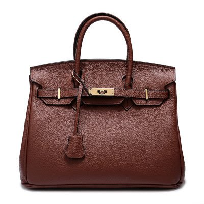 Véritable Lock Femmes de AASSDDFF Top luxe Bag Caramel25x14x19cm Sacs Crossbody Box Tote Faux Dames à Hand Femmes Femelle Sacs Designer main Sacs Pour d8xExqA