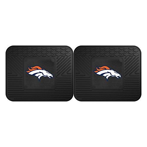 Fanmats 12312 NFL - Denver Broncos Utility Mat - 2 Piece ()