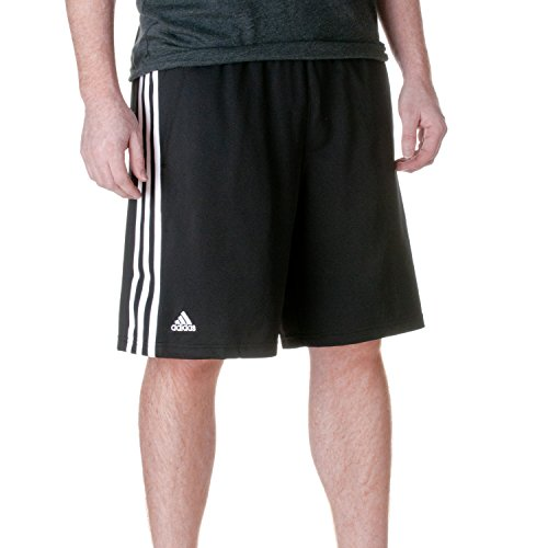 Adidas Men's Climate Pocket Performance Short, Black, Size X-Large