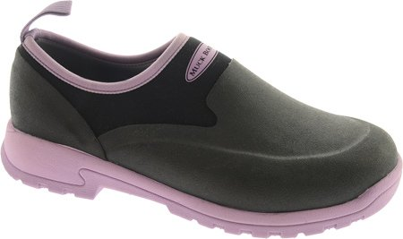 Mucklaots Womens Low Boots Black / Lilac Voor Dames